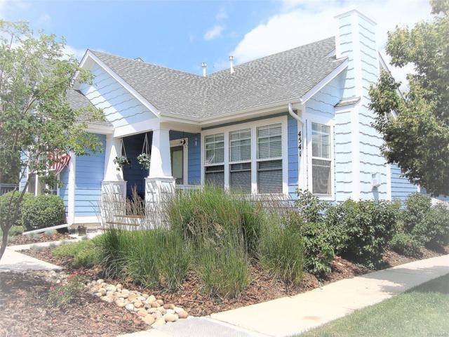 4541 Crestone Peak Street, Brighton, CO 80601 (MLS #8353307) :: Kittle Real Estate
