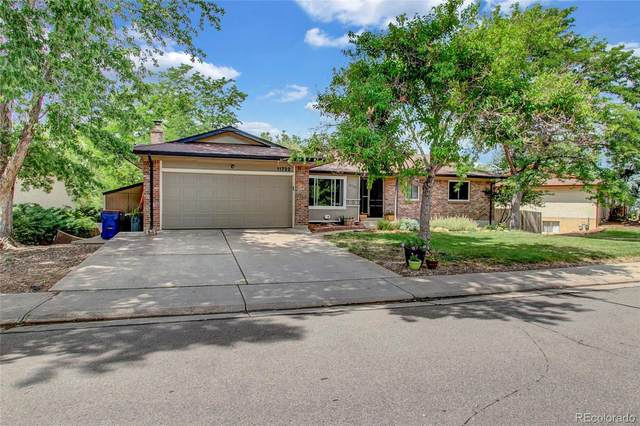 11732 W Asbury Place, Lakewood, CO 80228 (#8353515) :: The DeGrood Team