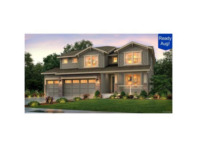 8756 Larch Trail, Parker, CO 80134 (MLS #8353851) :: 8z Real Estate
