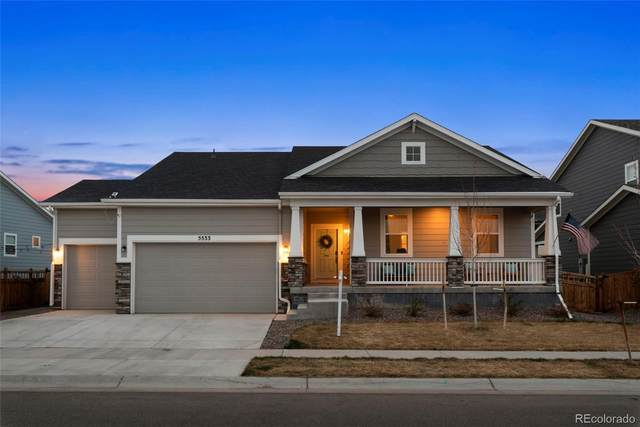 5533 Cherry Blossom Drive, Brighton, CO 80601 (#8354031) :: Bring Home Denver with Keller Williams Downtown Realty LLC