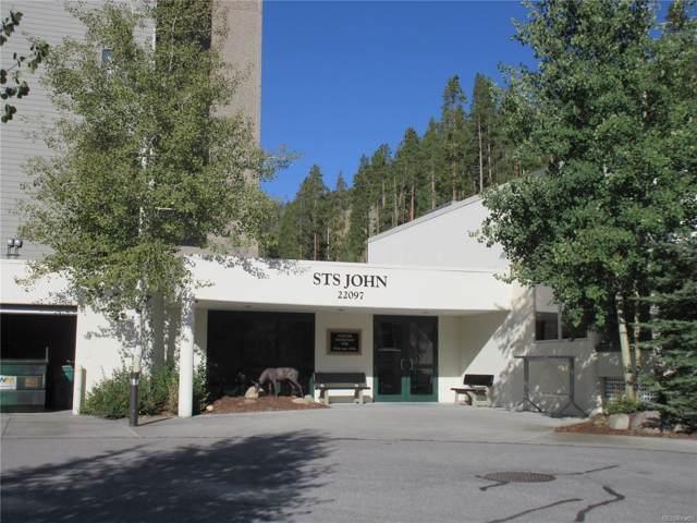 22097 Saints John Road #2539, Dillon, CO 80435 (#8354082) :: 5281 Exclusive Homes Realty
