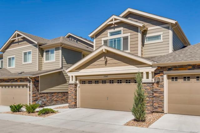 15045 E Crestridge Place, Aurora, CO 80015 (#8354557) :: The Heyl Group at Keller Williams