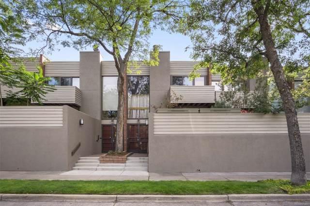 476 Josephine Street, Denver, CO 80206 (MLS #8354588) :: 8z Real Estate