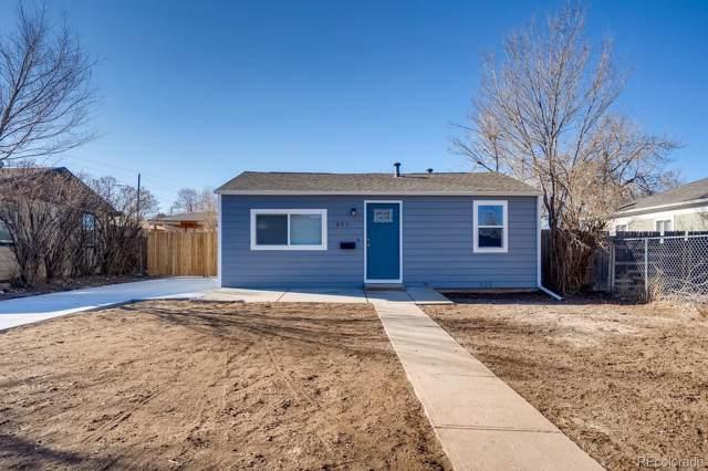 871 S Vrain Street, Denver, CO 80219 (MLS #8354803) :: 8z Real Estate