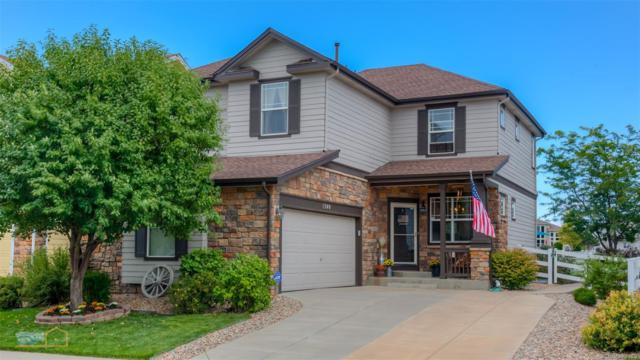 1340 S Duquesne Circle, Aurora, CO 80018 (#8354826) :: The Peak Properties Group
