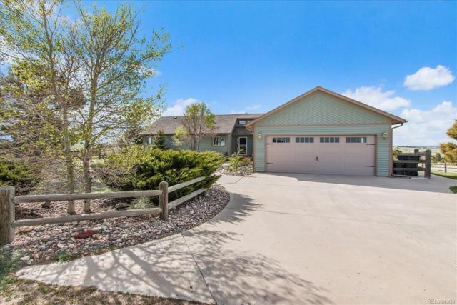 1452 Santa Fe Trail, Elizabeth, CO 80107 (MLS #8355046) :: 8z Real Estate