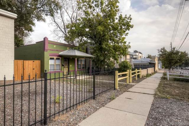 2424 N Clay Street, Denver, CO 80211 (#8355511) :: You 1st Realty