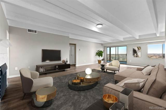 7877 E Mississippi Avenue #1608, Denver, CO 80247 (#8355527) :: Realty ONE Group Five Star