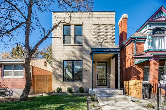 3339 Bryant Street, Denver, CO 80211 (#8355929) :: The Griffith Home Team