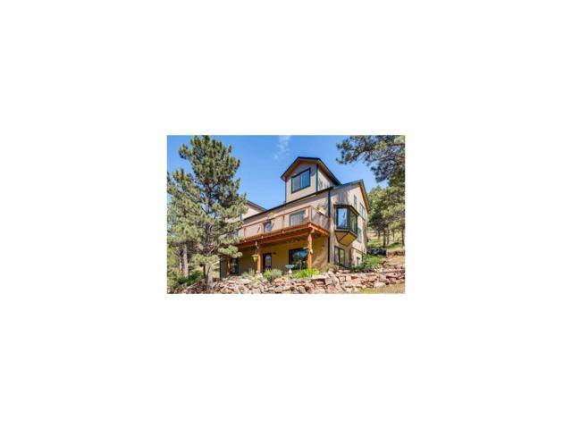 471 Flint Gulch Road, Lyons, CO 80540 (MLS #8356188) :: 8z Real Estate