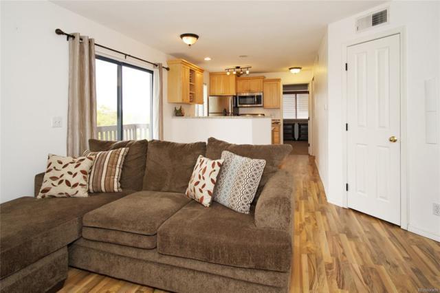 6380 S Boston Street #203, Greenwood Village, CO 80111 (#8356573) :: Colorado Home Finder Realty