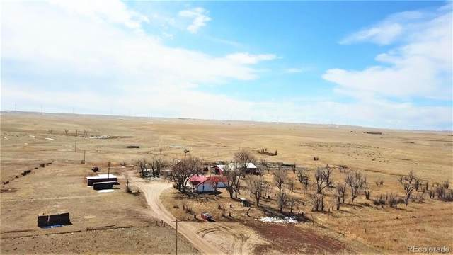 38096 Us Hwy 24, Matheson, CO 80830 (#8356765) :: The Brokerage Group