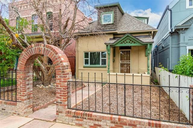 1344 Mariposa Street, Denver, CO 80204 (MLS #8356770) :: Clare Day with Keller Williams Advantage Realty LLC