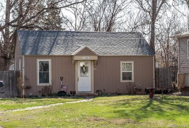 1450 Fenton Street, Lakewood, CO 80214 (#8357204) :: Colorado Home Finder Realty