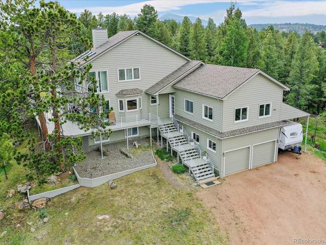 179 Camprobber Court, Bailey, CO 80421 (#8357532) :: The Colorado Foothills Team | Berkshire Hathaway Elevated Living Real Estate