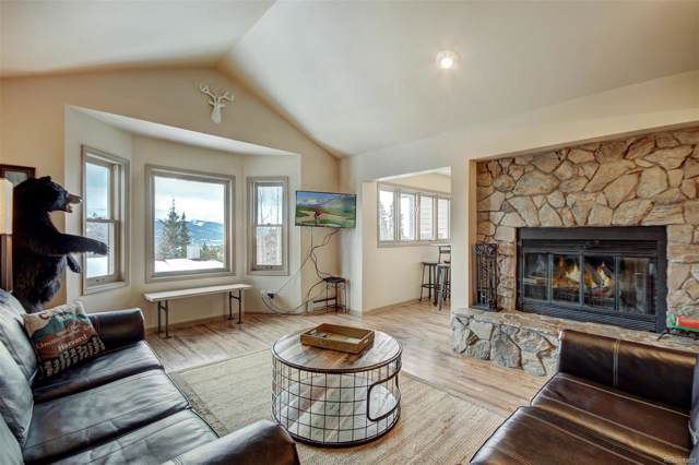 1120 Baldy Road, Breckenridge, CO 80424 (MLS #8357878) :: Colorado Real Estate : The Space Agency