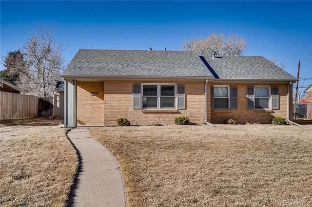 2935 Ivy Street, Denver, CO 80207 (#8358208) :: The HomeSmiths Team - Keller Williams