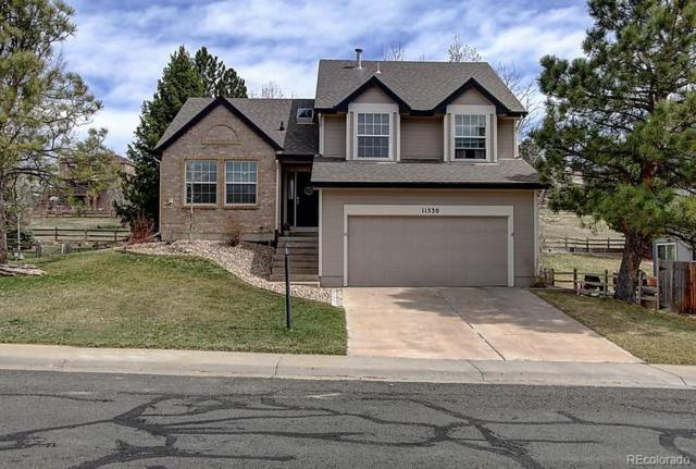 11530 Running Creek Lane, Parker, CO 80138 (#8358395) :: Compass Colorado Realty