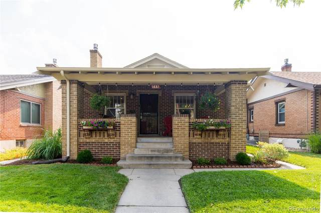 1632 S Lincoln Street, Denver, CO 80210 (#8358422) :: Sultan Newman Group