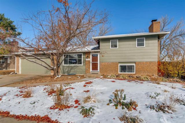 4669 E Euclid Circle, Centennial, CO 80121 (#8358463) :: House Hunters Colorado