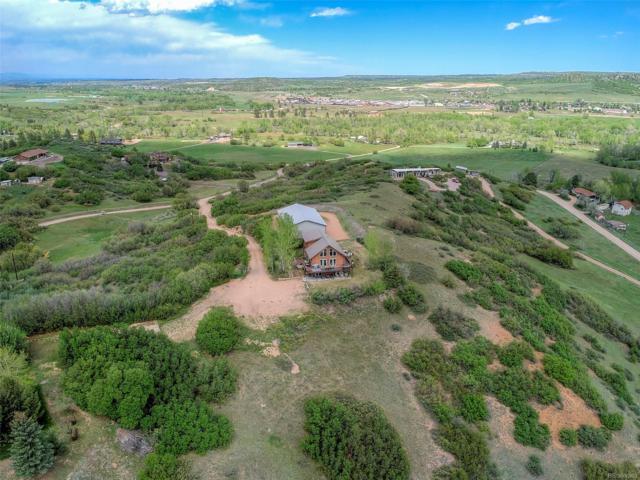 4930 Woodley Avenue, Sedalia, CO 80135 (#8358746) :: Colorado Home Realty