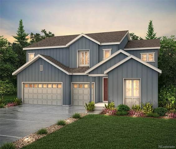 147 Rockingham Circle, Castle Pines, CO 80108 (MLS #8358915) :: Find Colorado Real Estate