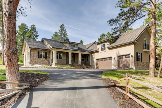 672 Cumberland Road, Larkspur, CO 80118 (#8359258) :: Wisdom Real Estate