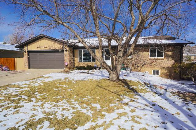 13768 W Asbury Drive, Lakewood, CO 80228 (#8359288) :: The Heyl Group at Keller Williams