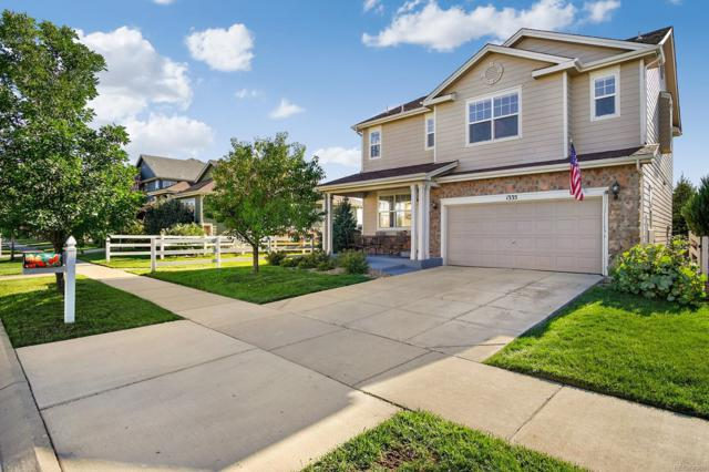 1335 S Coolidge Circle, Aurora, CO 80018 (#8359763) :: The Peak Properties Group