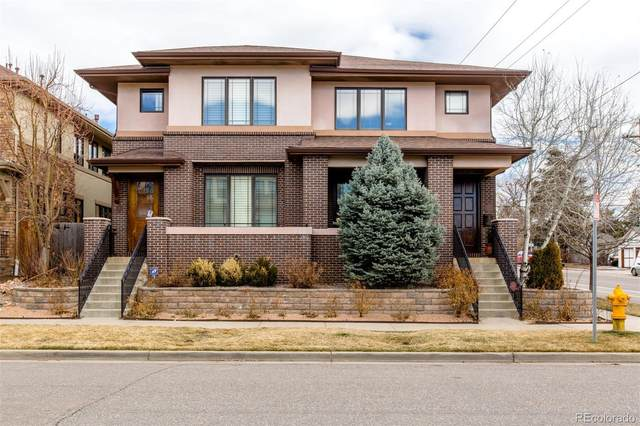 80 S Jackson Street, Denver, CO 80209 (#8359999) :: Bring Home Denver with Keller Williams Downtown Realty LLC