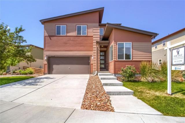 10069 Richfield Street, Commerce City, CO 80022 (#8360125) :: Colorado Team Real Estate
