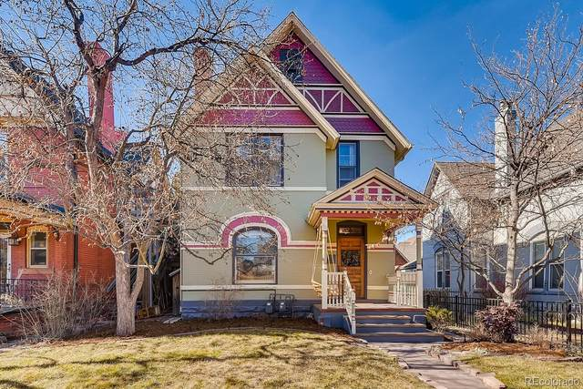 133 N Grant Street, Denver, CO 80203 (#8360143) :: The Margolis Team