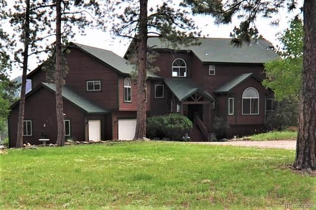 163 Old Corral Road, Bailey, CO 80421 (#8360288) :: Colorado Home Finder Realty
