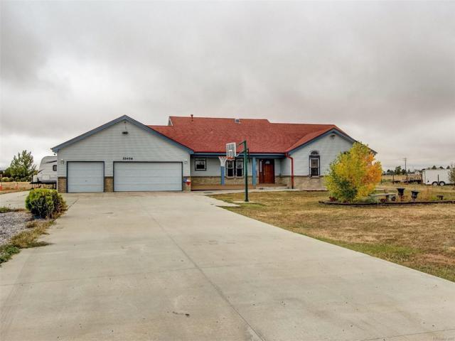 55456 E Tomahawk Avenue, Strasburg, CO 80136 (#8360317) :: Bring Home Denver