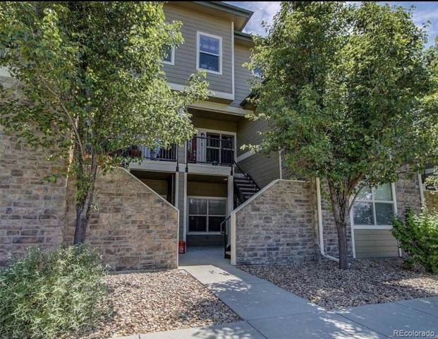 5800 Tower Road #102, Denver, CO 80249 (#8360446) :: Bring Home Denver with Keller Williams Downtown Realty LLC