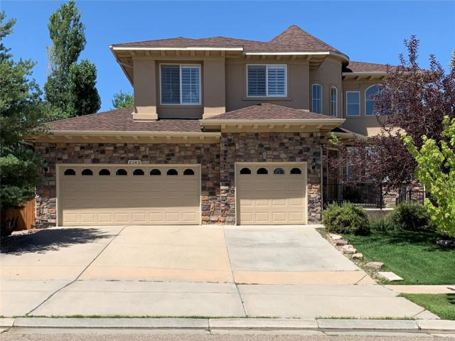 2142 Pinon Circle, Erie, CO 80156 (#8361004) :: The Peak Properties Group