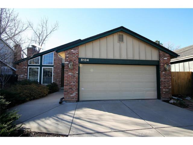 8134 E Mineral Drive, Centennial, CO 80112 (#8361015) :: ParkSide Realty & Management