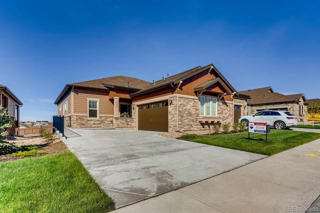 25095 E Phillips Drive, Aurora, CO 80016 (#8361191) :: Bring Home Denver with Keller Williams Downtown Realty LLC