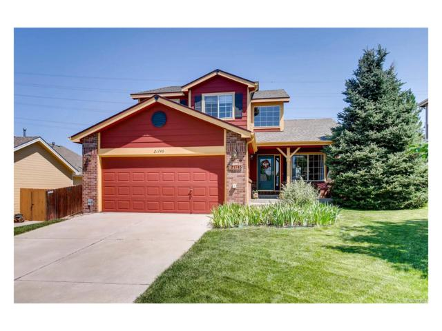 21745 Whirlaway Avenue, Parker, CO 80138 (MLS #8361390) :: 8z Real Estate