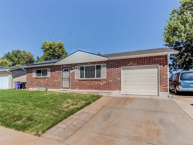 15031 Pensacola Place, Denver, CO 80239 (#8361405) :: The Heyl Group at Keller Williams