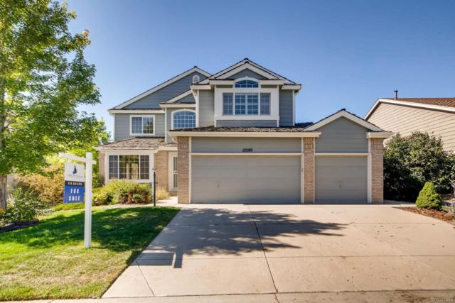 15580 E Dorado Place, Centennial, CO 80015 (#8361414) :: The Tamborra Team