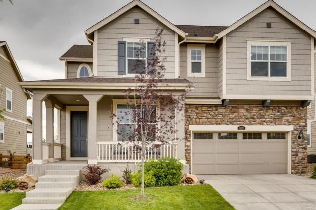809 Dinosaur Drive, Erie, CO 80516 (#8361502) :: HomeSmart Realty Group