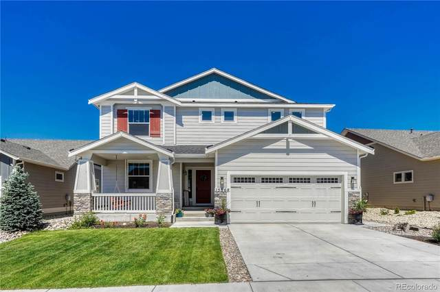 15868 Long Valley Drive, Monument, CO 80132 (#8361745) :: The DeGrood Team