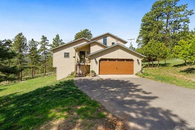 316 Patty Drive, Evergreen, CO 80439 (#8362197) :: Berkshire Hathaway Elevated Living Real Estate