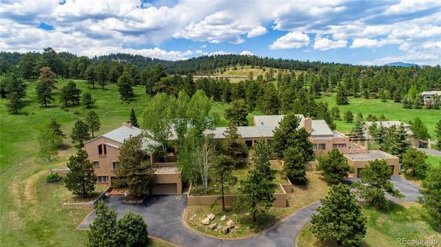 575 Spring Ranch Drive, Golden, CO 80401 (#8362381) :: The HomeSmiths Team - Keller Williams