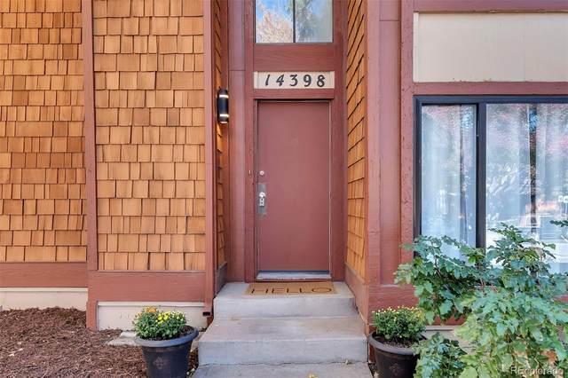 14398 E Arizona Avenue, Aurora, CO 80012 (#8362549) :: Hudson Stonegate Team