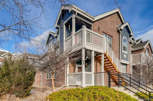 16326 E Fremont Avenue #1, Aurora, CO 80016 (#8363211) :: Bring Home Denver with Keller Williams Downtown Realty LLC