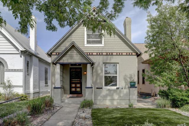 736 S Clarkson Street, Denver, CO 80209 (#8363381) :: milehimodern