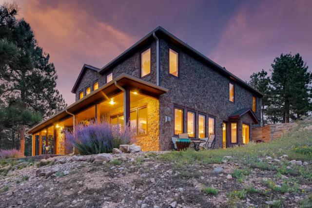 25633 Roxana Point Drive, Evergreen, CO 80439 (MLS #8363398) :: 8z Real Estate