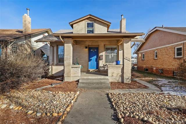 1450 Roslyn Street, Denver, CO 80220 (#8364102) :: Venterra Real Estate LLC